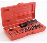 Dac Technologies 31 Piece Professional Screwdriver Set In Molded Case GSD031