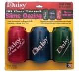 Daisy 0871 Oozing 3D Can Targets Airgun Pellet/Lead Shot Biodegradable 3 Pack
