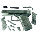 Decal Grip Enhancer For Glock 20 w/ Finger Grooves G20FGR