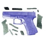 Decal Grip Enhancer For Glock 20 G20R