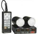 Decatur Genesis II Directional Police Radar w/ Dual/Single K-Band Directional Antennas - Law Enforcement Direction Sensing Radar w/ Stopwatch Mode KPH/MPH