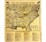 Denix Civil War Battlefield Map