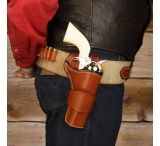DeSantis Butch Cassidy Holster - Style 103 for Colt SAA 4 3/4in.