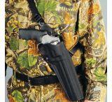 DeSantis Black Mamba Right Hand Black Holster M40BA47Z0 - S&W N 6 1/2in.