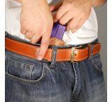 DeSantis Right Hand Natural Sof-Tuck Holster for H&H USPC 106NAF3Z0