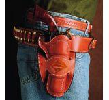 DeSantis Right Hand Tan Desperado Holster 088TC54Z0 - COLT SAA 4 3/4in.