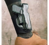 DeSantis Right Hand Black Lined Die Hard Ankle Rig Holster 014PC75Z0 - BERETTA 84, 84F, 85, 85F