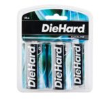 Dorcy Diehard Alkaline D Batteries