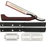 Dovo Shavette Straight Razor Folding Knife