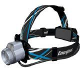 Energizer Aluminum Alloy Lithium 3 AA Weatherproof LED Headlight w/ Batteries