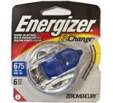 Energizer Hearing Aid 1.4 Volt 675 size Batteries