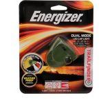 Energizer Trail Finder Dual Mode 3-LED Cap Light