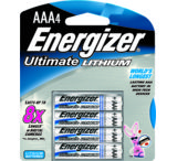 Energizer E2 Performance Lithium AAA Batteries