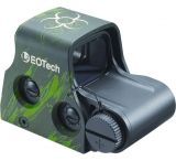 EOTech Z2 Zombie Stopper Red Dot Holographic Sight, Z Pattern Biohazard Reticle