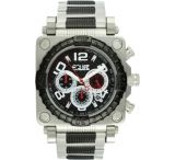 Equipe Gasket Mens Watch - 48mm Case, Quartz Movement, Water Resistant