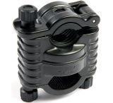 Fenix AF02 Adjustable Bike Flashlight Mount for LED Flashlights with a .7in - 1.1in Diameter, Black