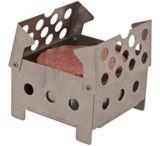 Firebox Cube Stove