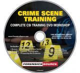 Forensics Source Complete CSI Training Workshop DVD