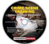 Forensics Source Crime Scene Training Module DVD- 2