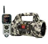 Foxpro Fusion Portable Electric Caller Programmable Up To 1000 Calls Skull Camo FUSION