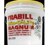Frabill Min-O2-Life Magnum 4 25Gal Aerated Bucket