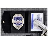 Fury Badge/ID Case w/Viewable Window