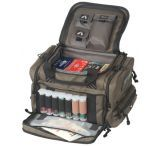 GPS Wild About Hunting 1411SC Sporting Clays Range Bag W/Waterprrof Cover Nylon Green