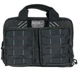 GPS Tactical Quad Storage Unit with 2 Pistol Case