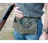 GPS Wild About Hunting Two-Pocket Shotgun Shell Apron- Holds 50 Shells