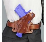 "Galco Silhouette High Ride Holster for Colt 5"" 1911"