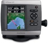 Garmin Compact Chartplotter GPSMAP 421/421s w/ 4-inch QVGA Color Display