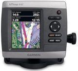 Garmin GPSMAP 441 Series Compact Chartplotter w/ 4inch QVGA Display