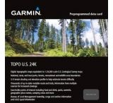 Garmin US 24K Detailed Topo mapping for Northeast, DVD