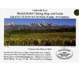 Earthwalk Press: Grand Teton National Park Map & Guide