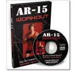 Gun Video DVD - AR-15 Workout with Lenny Magill X0615D