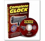 Gun Video DVD - Complete Glock - Dissassembly/Reassembly P0100D