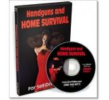 Gun Video DVD - Handguns And Home Survival SD004D