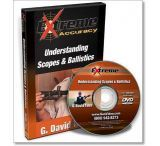 Gun Video DVD - Understanding Scopes & Ballistics X0356D