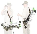 H&M Archery StringSling Bow Hunting Sling - RealTree AP 10014