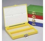 Heathrow Microscope Slide Boxes, 100-Place HS15994E