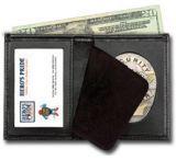Heros Pride Deluxe Bi-fold Badge Wallet w/ ID window