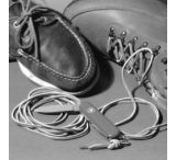 Hickory Brands Leather Boot Laces - 72in