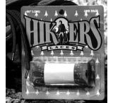 Hiker 72 in. Round Shoe Laces Black