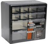 Homak 12-Drawer Parts Organizer