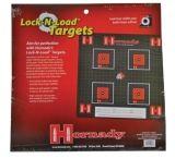 Hornady Lock-N-Load Paper Targets .5 Inch Grid Pattern 10 Per Pack 9963