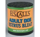 Hunter's Specialties Adult Doe Estrus Bleat 00167