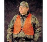 Hunter's Specialties Adult Mesh Safety Vest Orange 02006