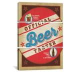 iCanvasART Beer Taster by Anderson Design Group Print, US Made