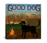 iCanvasART Good Dog Wilderness Guide by Good Dog Studios Print, US Made