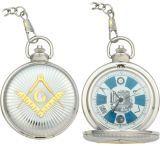 Infinity Masonic Pocket Watch